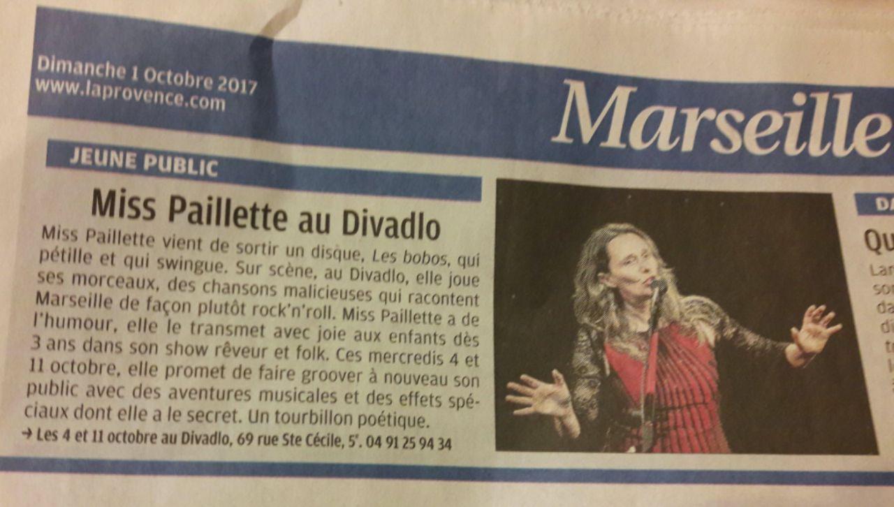 La Provence 1.10.17
